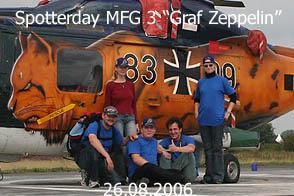 MFG3 Spotterday