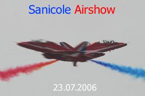 Sanicole Airshow 2006